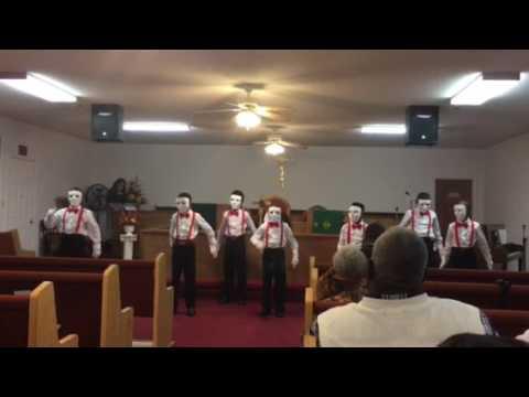 South Delta Elementary School Dancers