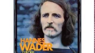 Hannes Wader - Heute hier, morgen dort (Studio)