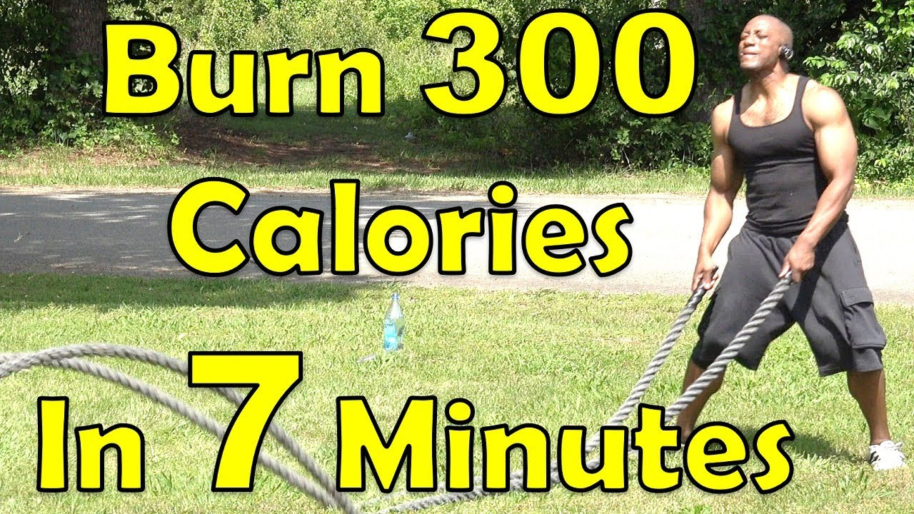 7 minute battle rope workout w negan from the walking dead youtube. Black Bedroom Furniture Sets. Home Design Ideas