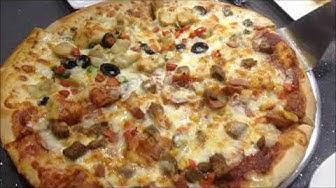 Restaurant Review | Figaro pizza