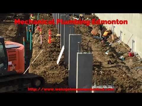 Mechanical Plumbing Edmonton