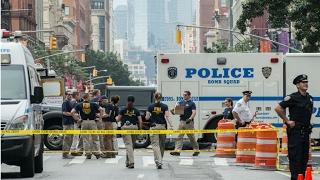 نيويورك: سيارة تدهس مارة في ساحة تايمز سكوير وتوقع قتيلا وعدة مصابين