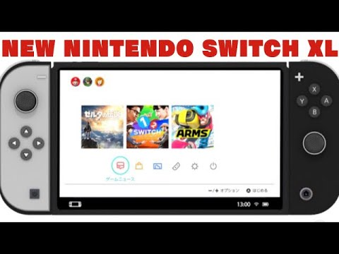 Resultado de imagen para nintendo switch xl