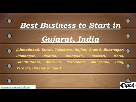 Best Business to Start in Gujarat, India