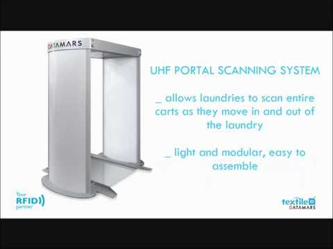 UHF Portal Scanning System by Datamars