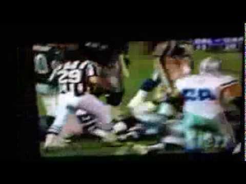 Tony Romo 2003 Pre Season