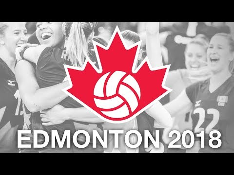 16U Girls D1T1 Gold Medal Match | 2018 Volleyball Canada National Championships