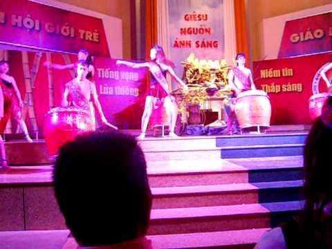 Đại hội giới trẻ hạt Gò Vấp - Xóm Thuốc 29/ 11/ 2011