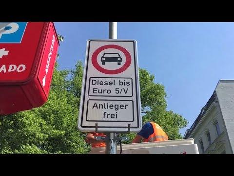 Diesel-Fahrverbote: Schwarzer Peter liegt bei den Kommunen und Verbrauchern