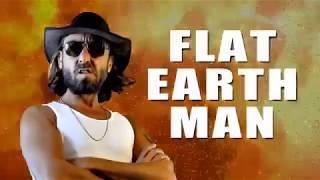 Flat Earth sharable music video by Conspiracy Music Guru! ✅