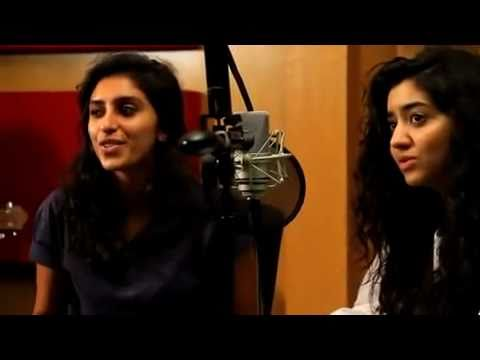 Pakistani Girls (Band) O Hum Dum & Say my Name - The CheapMunks