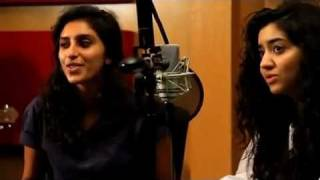 Pakistani Girls (Band) O Hum Dum & Say my Name - The CheapMunks