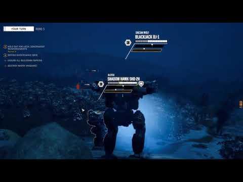BattleTech campaign   mission Maintenance Base Ep 7