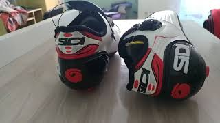 Sapatilha Sidi Alba - White, Black e Red