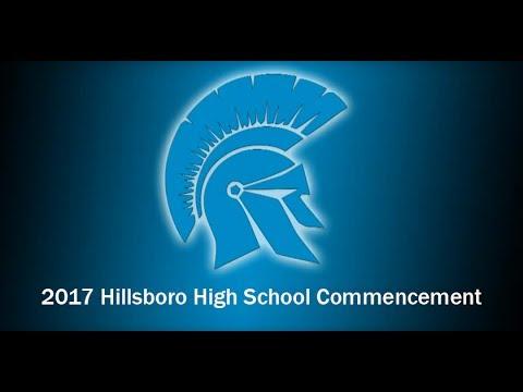 2017 Hillsboro High School Graduation Ceremony, Hillsboro School District