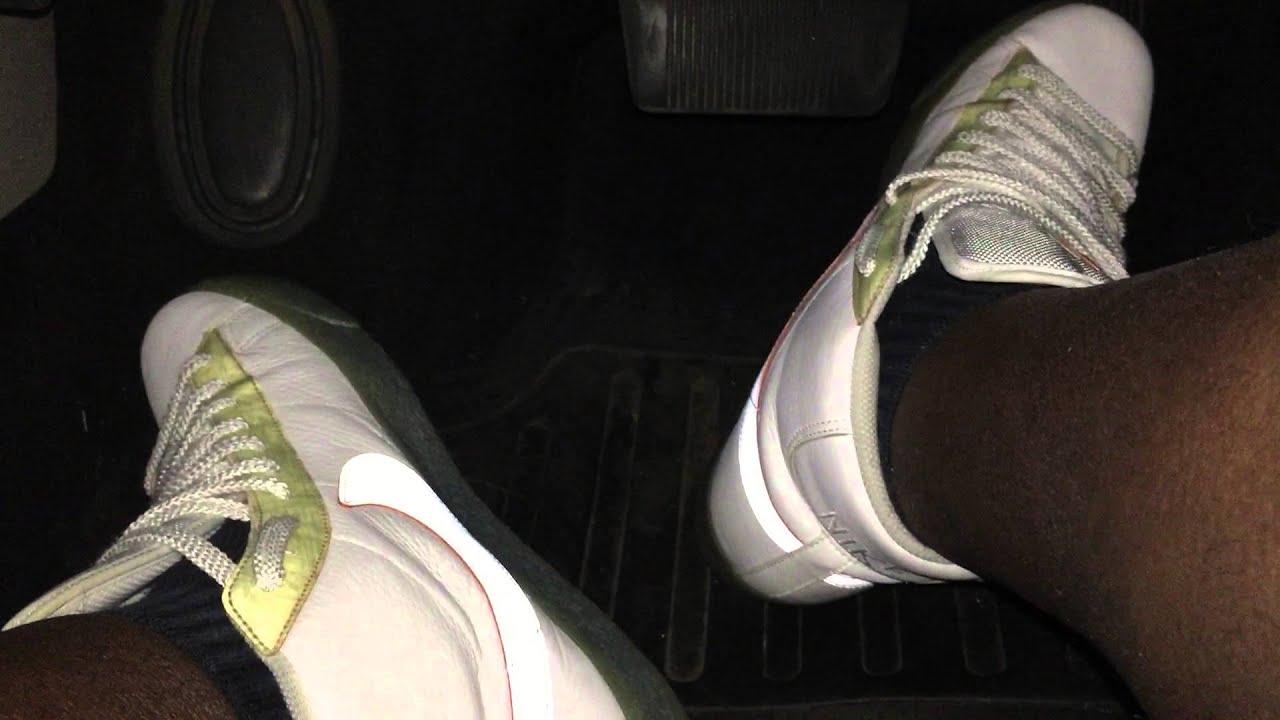 bef5cd2686f Driving in my Nike Blazer High Premium (Wii) - YouTube