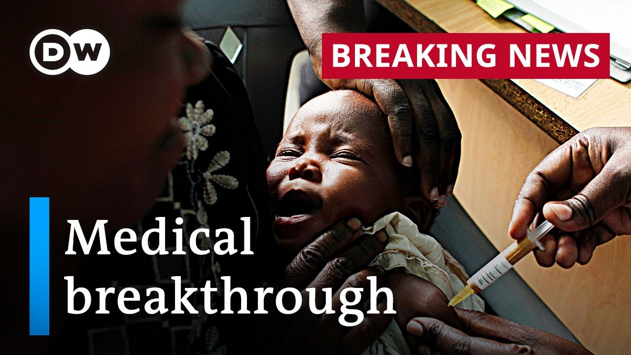 The World Health Organization approves the first malaria vaccine