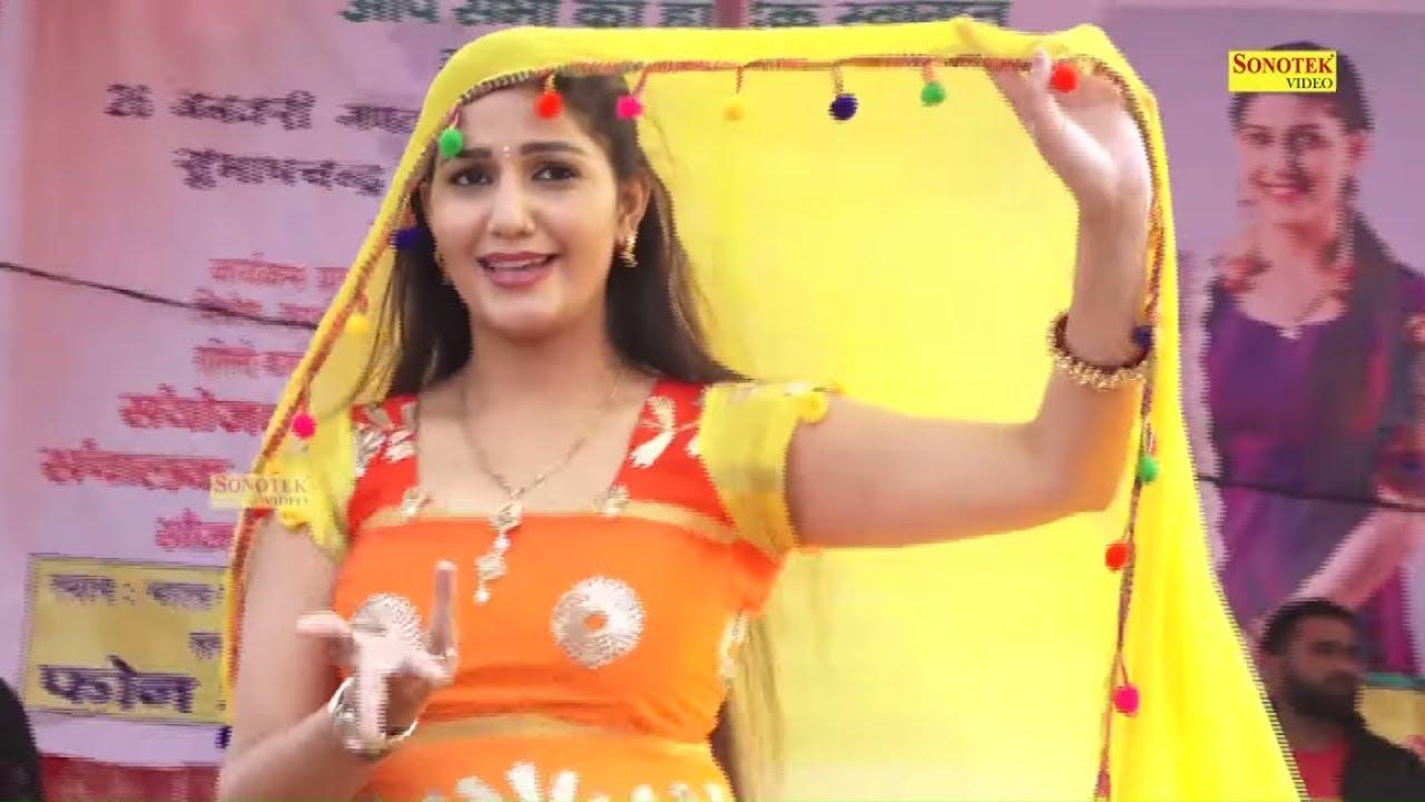 Sapna Chaudhary   घूंघट की ओठ में   New Haryanvi Dance  Song 2018