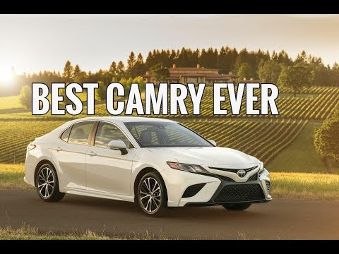2018 Toyota Camry Se The Best Ever Made Full Review And Feature Tutorial