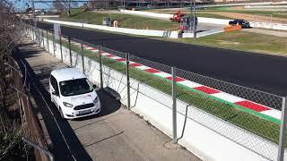 F1 test days 6