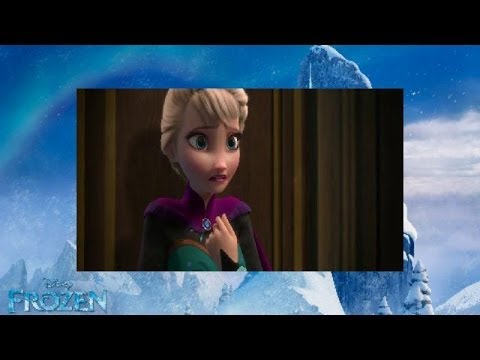 """Frozen - """"The Party Is Over"""" Swedish (Sub & Trans)"""