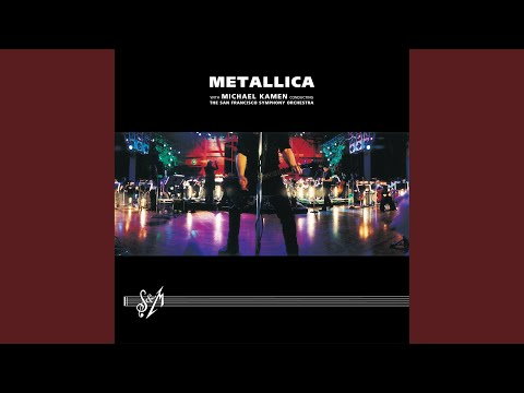 Master Of Puppets (Live with the SFSO)