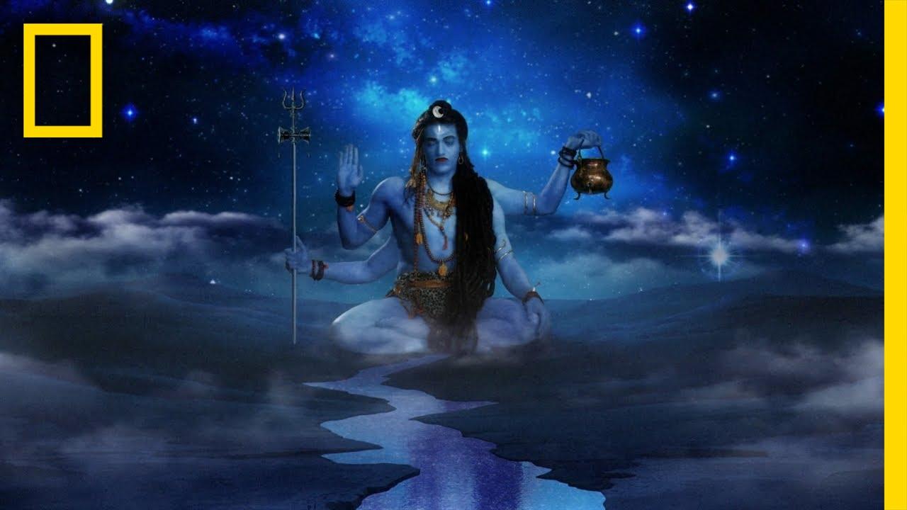 the hindu interpretation of creation the story of god youtube
