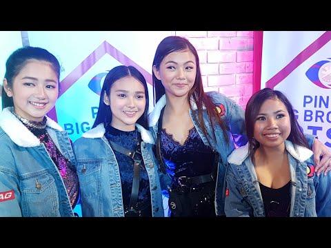 PANUORIN Ang Kauna-unahang INTERVIEW Ng Big 4 na si Kaori,Karina,Jelay at Lie Paglabas ng PBB House