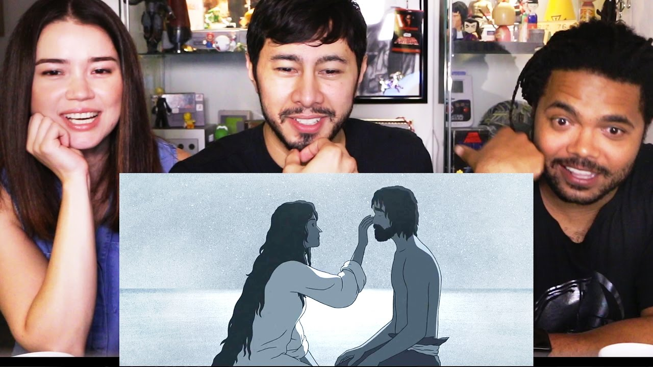 The Red Turtle Trailer Reaction Discussion W Achara Chuck Youtube