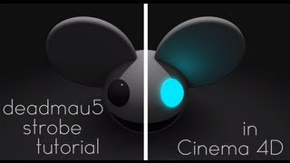 Cinema 4D r13 Tutorial: Flashing/Strobe Lights