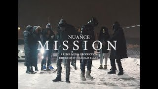 NuAnce - Mission (Official Music Video )