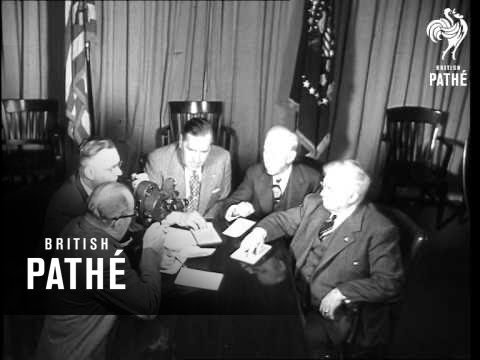 Railroad Strike (1948)