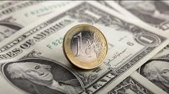Euro im Sinkflug: Kurs bei 1,28 Dollar