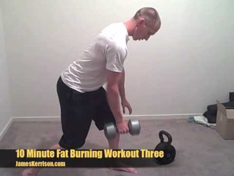 10 Minute Fat Burning Workout With Hobart Bootcamp...