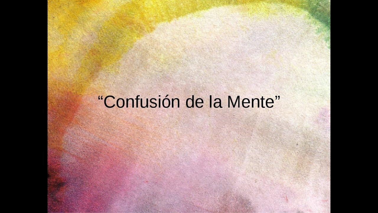 Confusion de la Mente 2 de 9