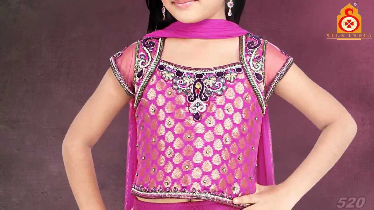 With Out Cloth Girl Wallpaper Silk India Girls Lengha Choli Volume 2 Youtube