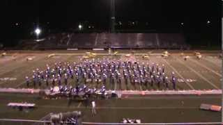 Cedar Rapids Iowa Washington High School Marching Band 2013