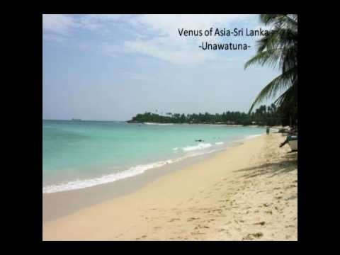 Venus of Asia - Sri lanka (Beautiful Beaches)