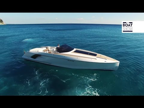 [ENG] FRAUSCHER 1414 Demon - Yacht Review - The Boat Show