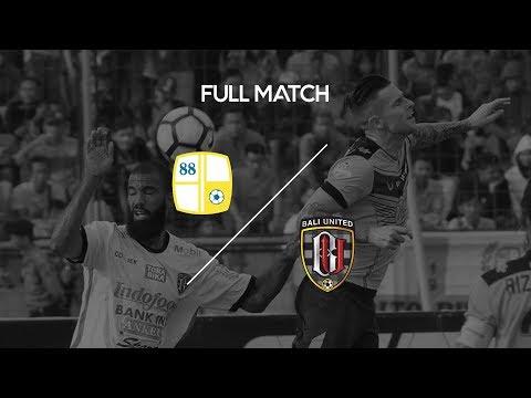 [Full Match] BARITO PUTERA VS BALI UNITED FC