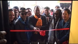 Opening of Bee Music Art & Electronics @ Dharan By Deep Shrestha/ Ganga BArdan / Nima Rumba