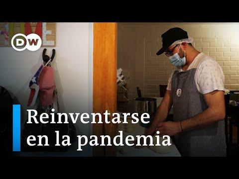 Chile: más emprendedores por el coronavirus