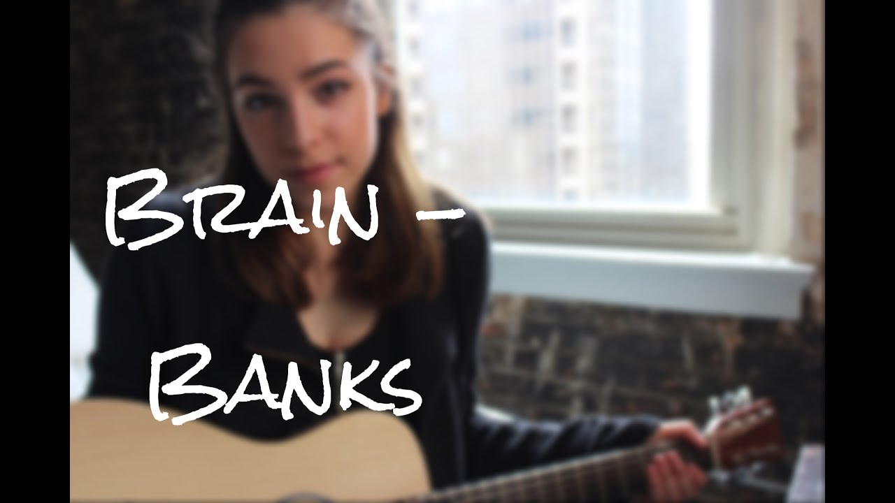 Brain Banks Cover By Scarlet Cimillo