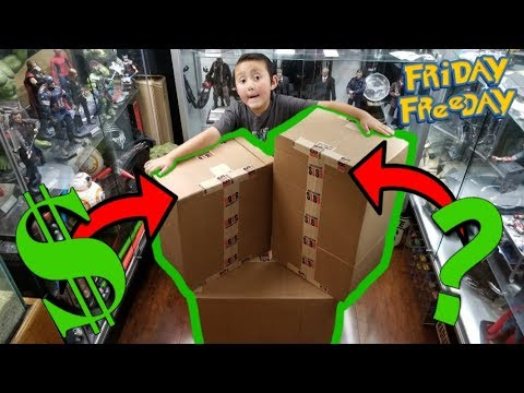 THE BIGGEST & MOST EXPENSIVE MYSTERY BOXES WE EVER OPENED!! FF#76