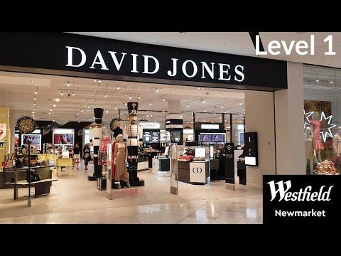 VLOG - David Jones (level 1) Store At Westfield Newmarket (Level 1)