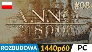 Anno 1800 PL ⛵️ #8 (odc.8)  Podstęp i Sosnowiec | Gameplay po polsku