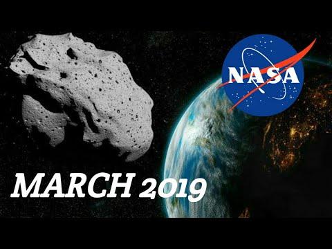 Asteroid Will Hit Earth April 2019 Nasa Warning