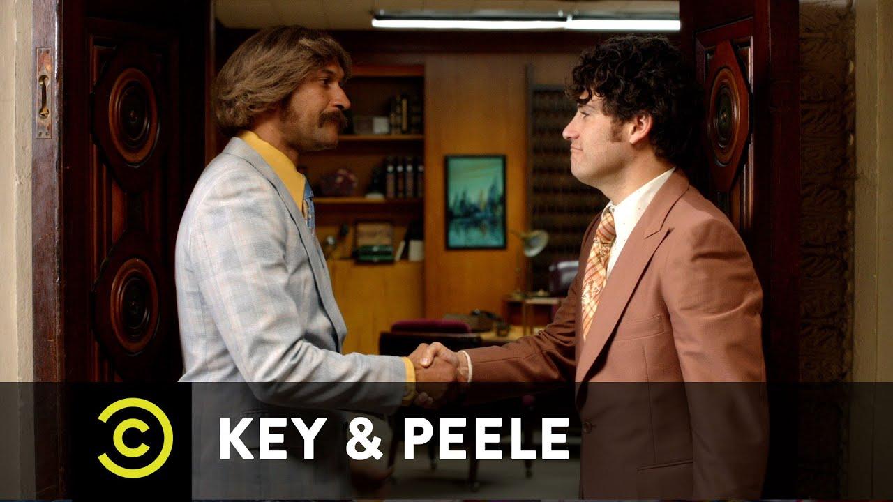 key peele job interview