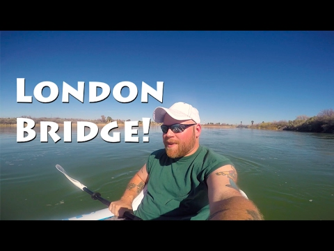 Floating the Colorado River, London Bridge, & Craggy Wash