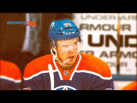 McDavid Shift by Shift (Oilers vs Canucks) October 1, 2015